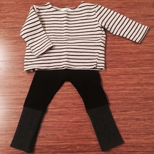 Other - Toddler boy's set (sweatshirt and pants)